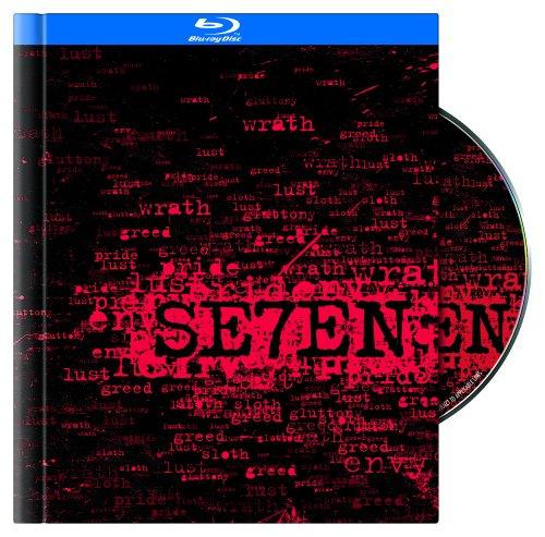 Seven [Blu-ray Book]