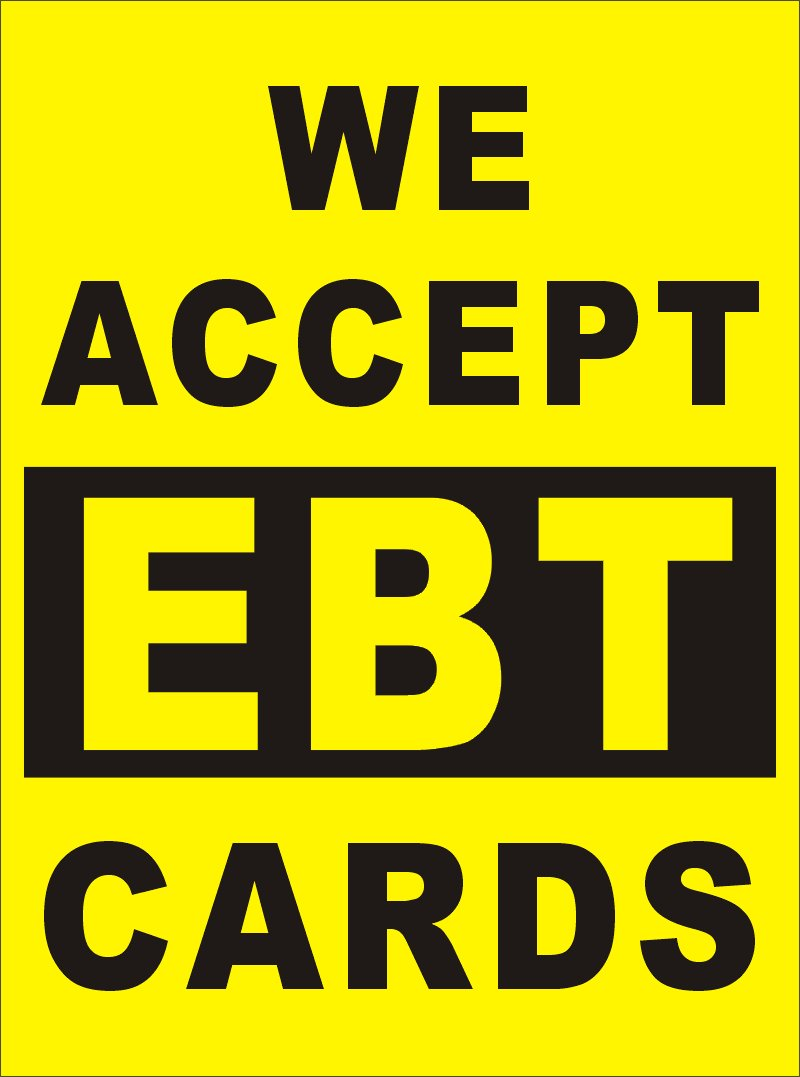 Fast Food Restaurants That Accept Ebt In Texas