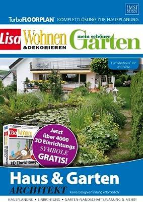 Ganz und zu Extrem Lisa - Haus & Garten Architekt: Amazon.de: Software &IV_81