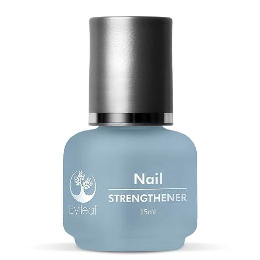 Eylleaf Nail Strengthener 15ml Fortalecedor de uñas - Naturalmente humecta y nutre las uñas frágiles o dañadas: Amazon.es: Belleza