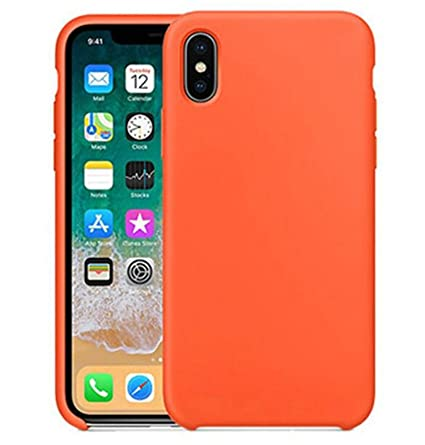 Amazon.com: Carcasa de silicona para iPhone 7, 6 y 8 Plus ...