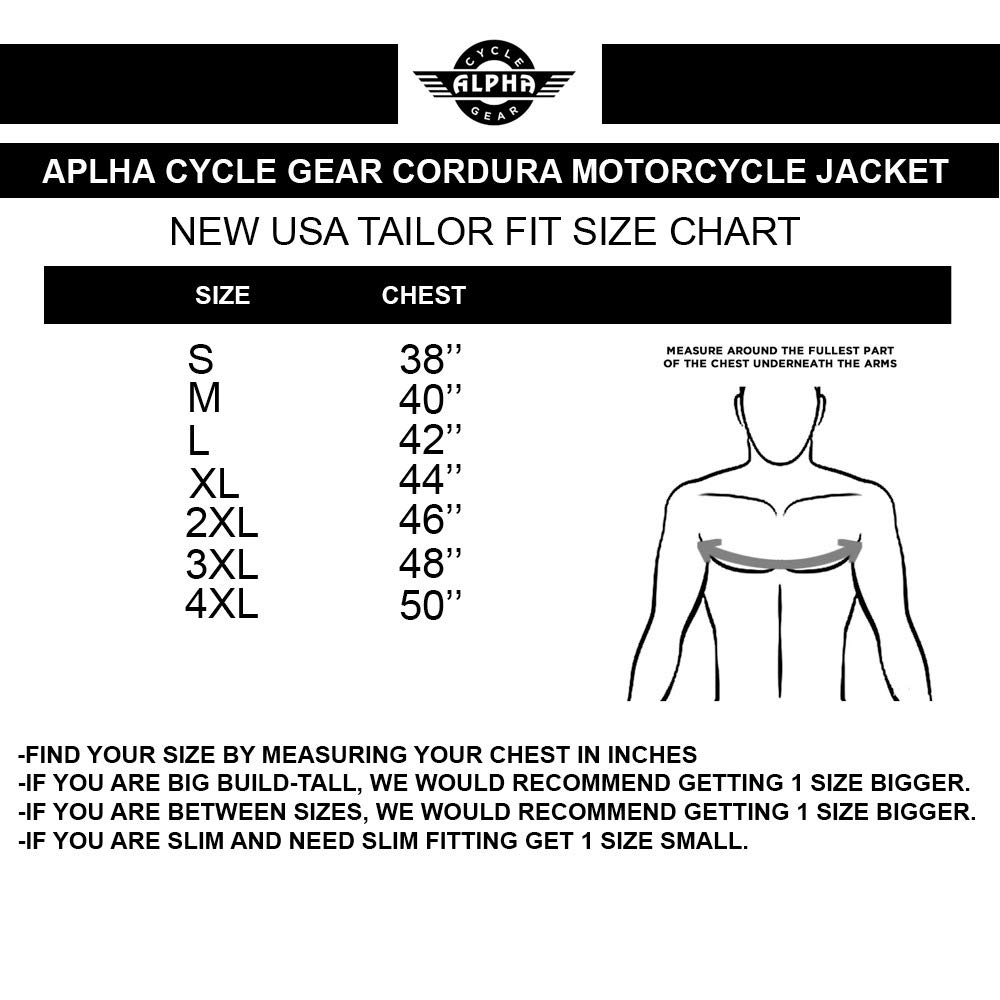 BLACK, SMALL JAYEFO-ALPHA CYCLE GEAR MOTORCYCLE ALL SEASON JACKET