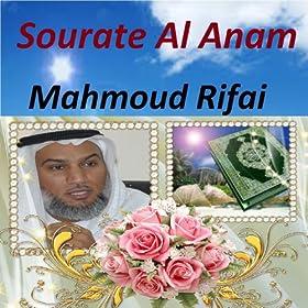 sourate al anam pt 1 mahmoud rifai from the album sourate al anam