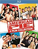 American Pie: 4 Film Collection (American Pie / American Pie 2 / American Wedding / American Reunion) [Blu-ray]