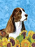 Caroline's Treasures SS4146GF Springer Spaniel Flag, Small, Multicolor Review