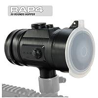 Rap4 Tactical 50 Round Paintball Hopper