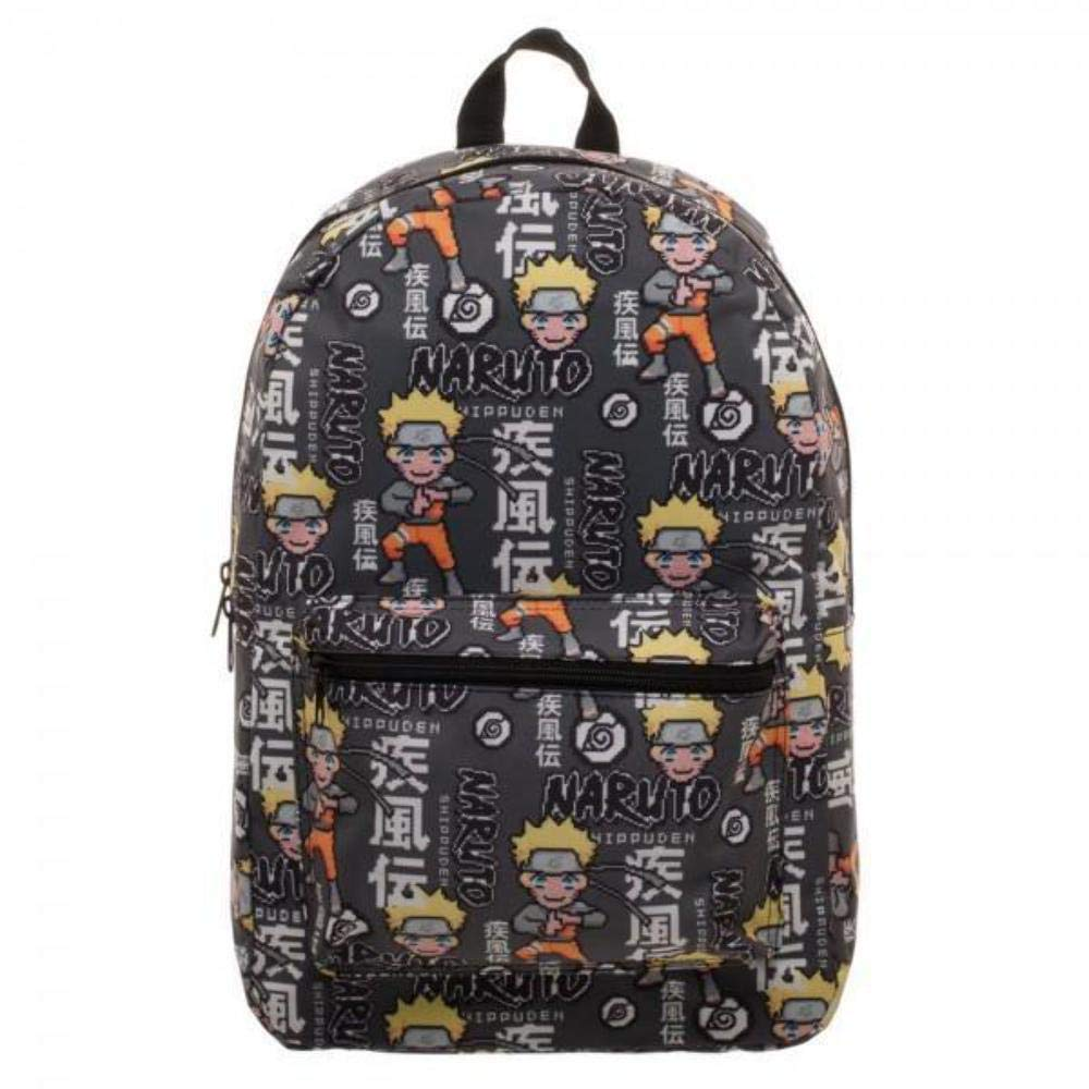 27590ae4cad6 Naruto Shippuden Sublimated Backpack Anime