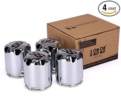 Amazon.com: Tapa central de aleación para rueda de carrito ...