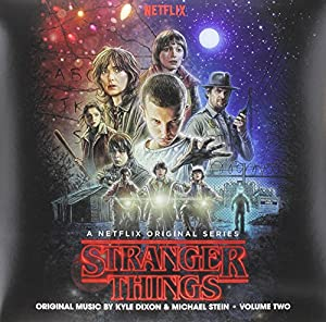 Stranger Things Vol 2 Netflix Original Series