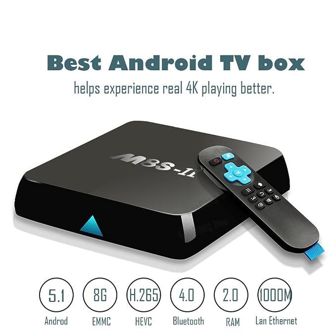 Amazon com: GooBang Doo 2017 Newest Model GooBang Doo M8S-II Android