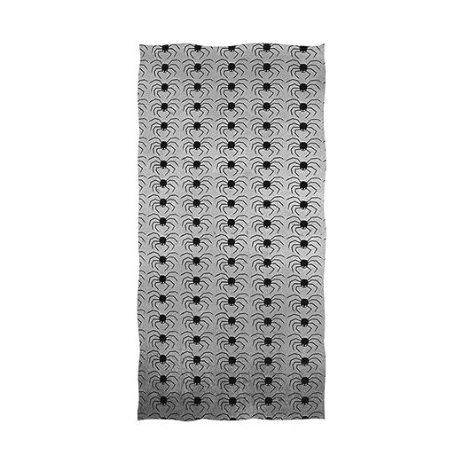 DEZIRO Toalla de baño para Yoga, diseño de arañas de ...