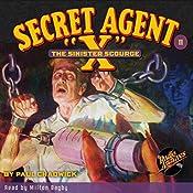 Secret Agent X #11: Sinister Scourge | Paul Chadwick
