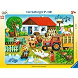Ravensburger Where to Put it - 15 pc My First Frame Puzzle