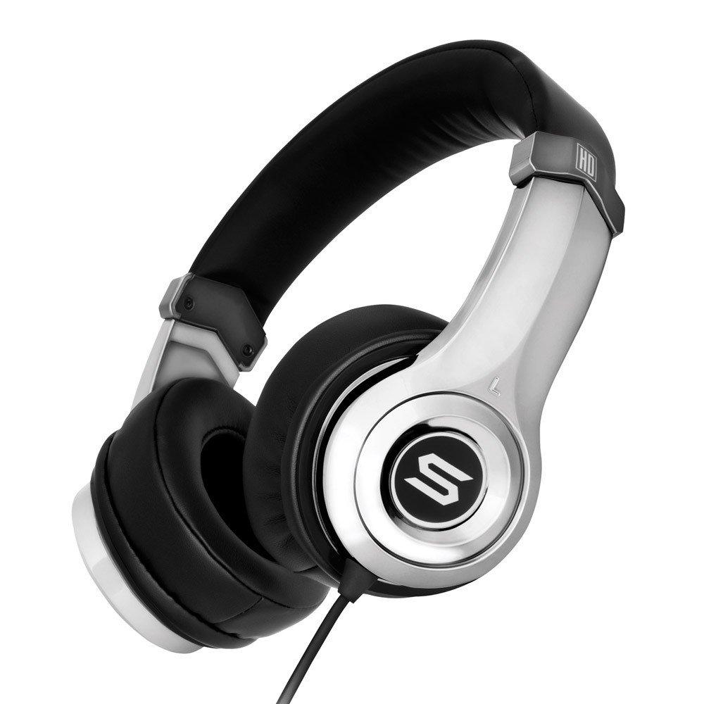Soul Ultra High Definition Dynamic Bass On-Ear Headphones