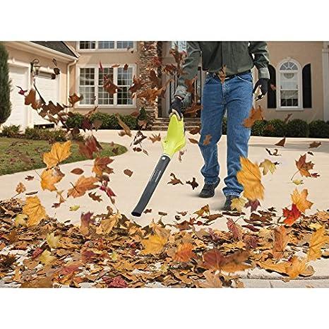 Ryobi OBL1802 193kmh 18V Níquel-cadmio (NiCd) Negro, Verde aspiradora de hojas - Soplador de hojas (193 kmh, Negro, Verde, Soplado, 18 V, ...