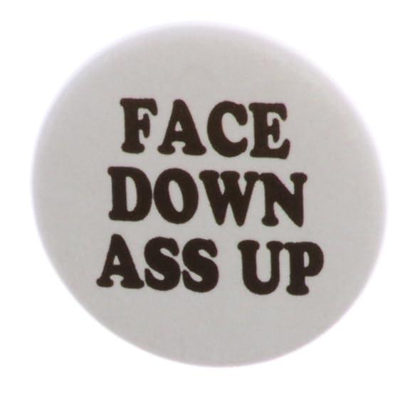 Face down ass up sexy