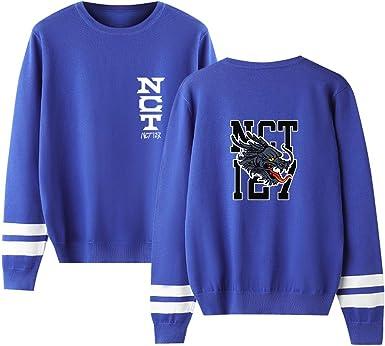 SISAY NCT 127 Camiseta Beisbol Mujer Rayas Jersey Hombre A15261MY01: Amazon.es: Ropa y accesorios