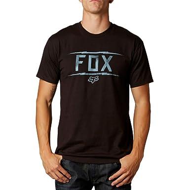 6e8e5560c8672b Amazon.com  Fox Men s Boltick Short Sleeve Premium T-Shirt