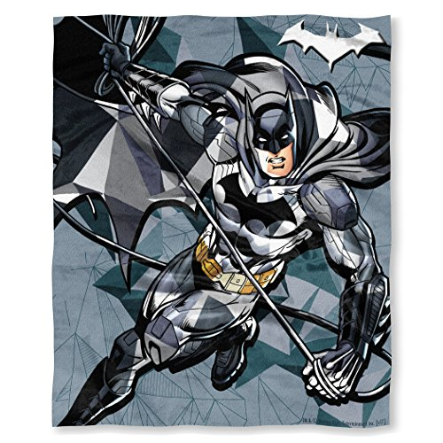 The Northwest Company Batman Poly Silk Touch Throw at Gotham City Store
