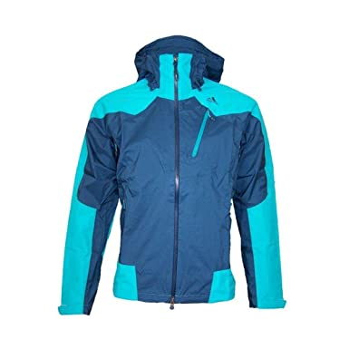 new style 886fb 508c7 Adidas Hiking 2.5 Layer Hybrid Jacket, Outdoor Damen (Adi04) Amazon.de  Bekleidung
