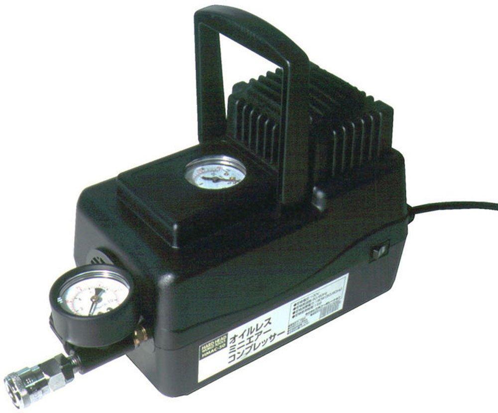 HMAC-50 H&H オイルレス ミニコンプレッサー B002655H0K