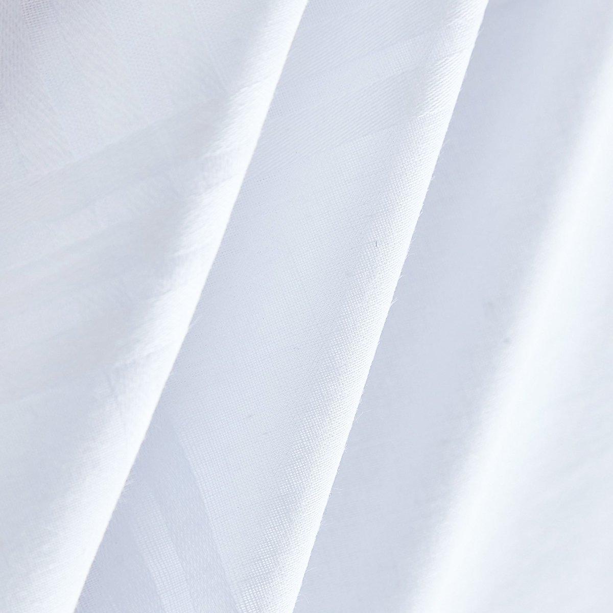 LACS Men's Solid White Cotton Handkerchiefs Pack by LACS Handkerchiefs (Image #7)