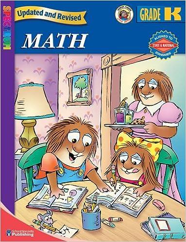 Spectrum Math, Grade K: Mercer Mayer, School Specialty Publishing ...