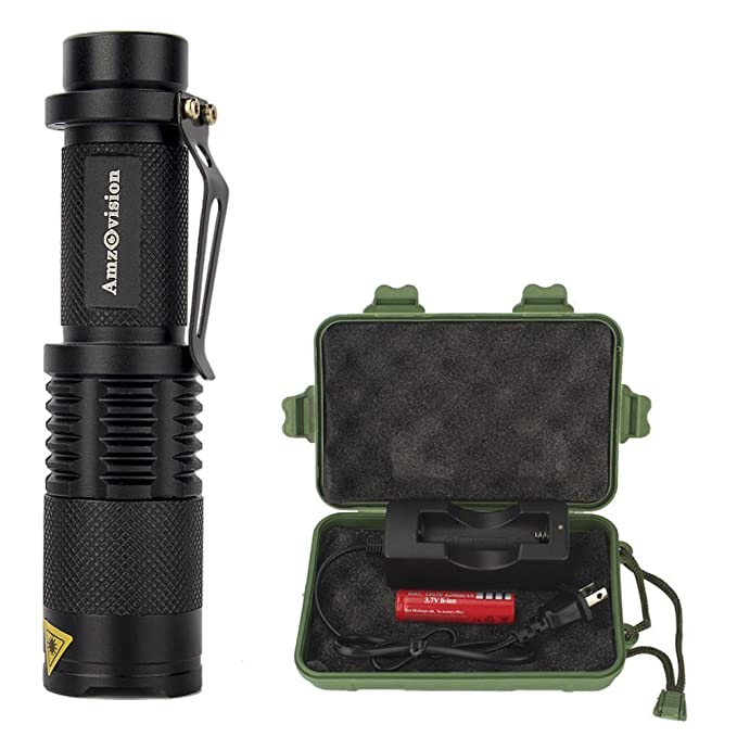 Review 1000 Lumen Rechargeable Led
