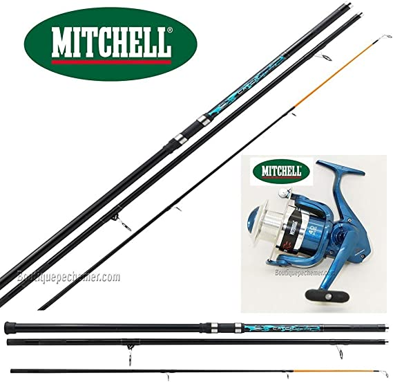 Mitchell – Pack Surf Mitchell Catch Surf 4 M20 + carrete Mitchell ...