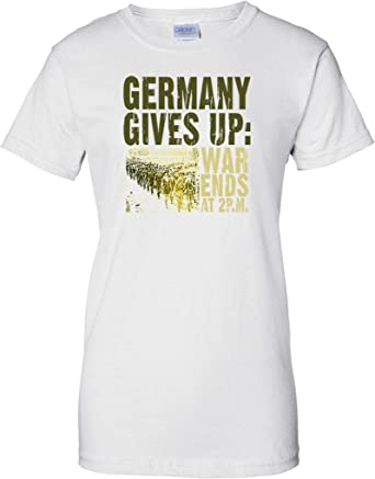 War Up Ladies 2pm Ww1 T Ends Germany Shirt Gives 8PXnOwk0
