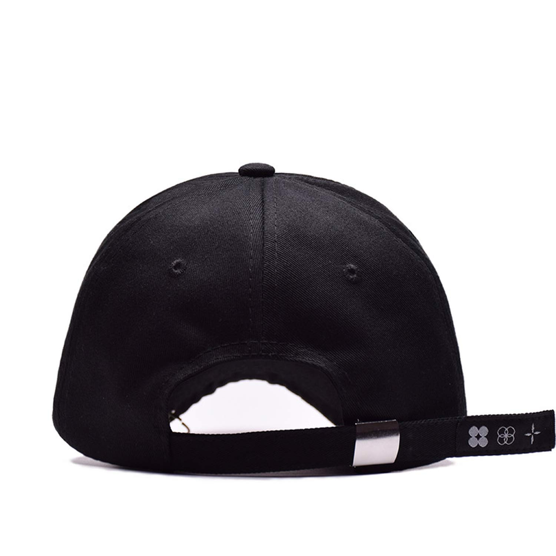 Baseball Cap with Rings Snapback Trucker Hat Dad Hat Harajuku Hip Hop Women Men Summer Sun Cap