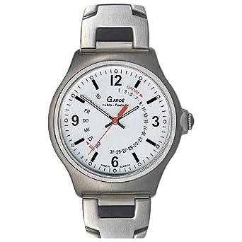 Garde Ruhla M In – Edelstahl ArmbanduhrArmband 227 76 W2IDY9EH