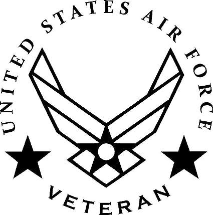 Amazon com: Crazy Discount Air Force United States Veteran