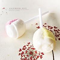 印尼进口 富山综合口味棒棒糖360g/袋(40支入,每支独立包装) 榴莲味草莓味香瓜味巧克力味