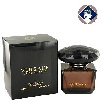 Amazon.com   Versace - Crystal Noir Eau De Parfum Spray 90ml 3oz   Beauty    Beauty d8ee6aaeaac33