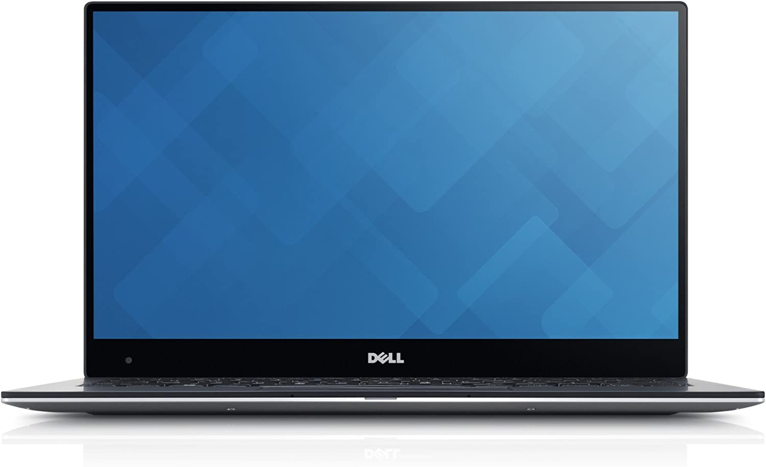 "Dell XPS 13 9360 13.3"" FHD Laptop 7th Gen Intel Core i7-7560U, 8GB RAM, 256GB SSD Machined Aluminum Display Silver Win 10 Professional (Renewed)"