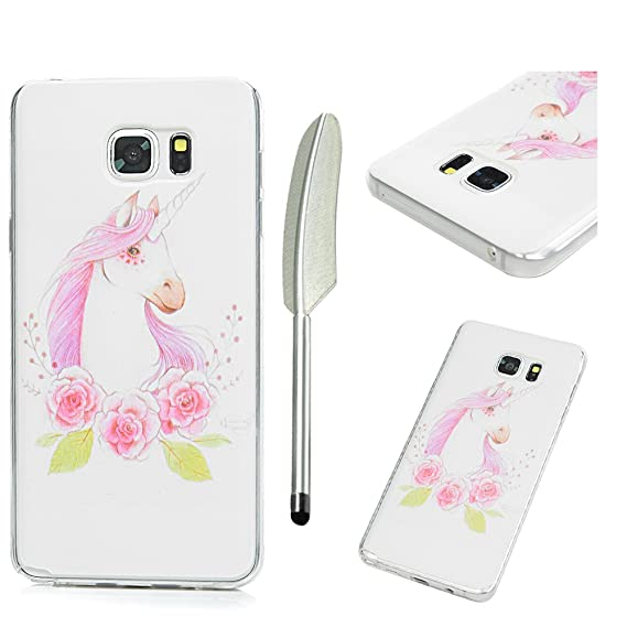 Amazon.com: Galaxy Note 5 Case for Women Men Girls, Samsung ...