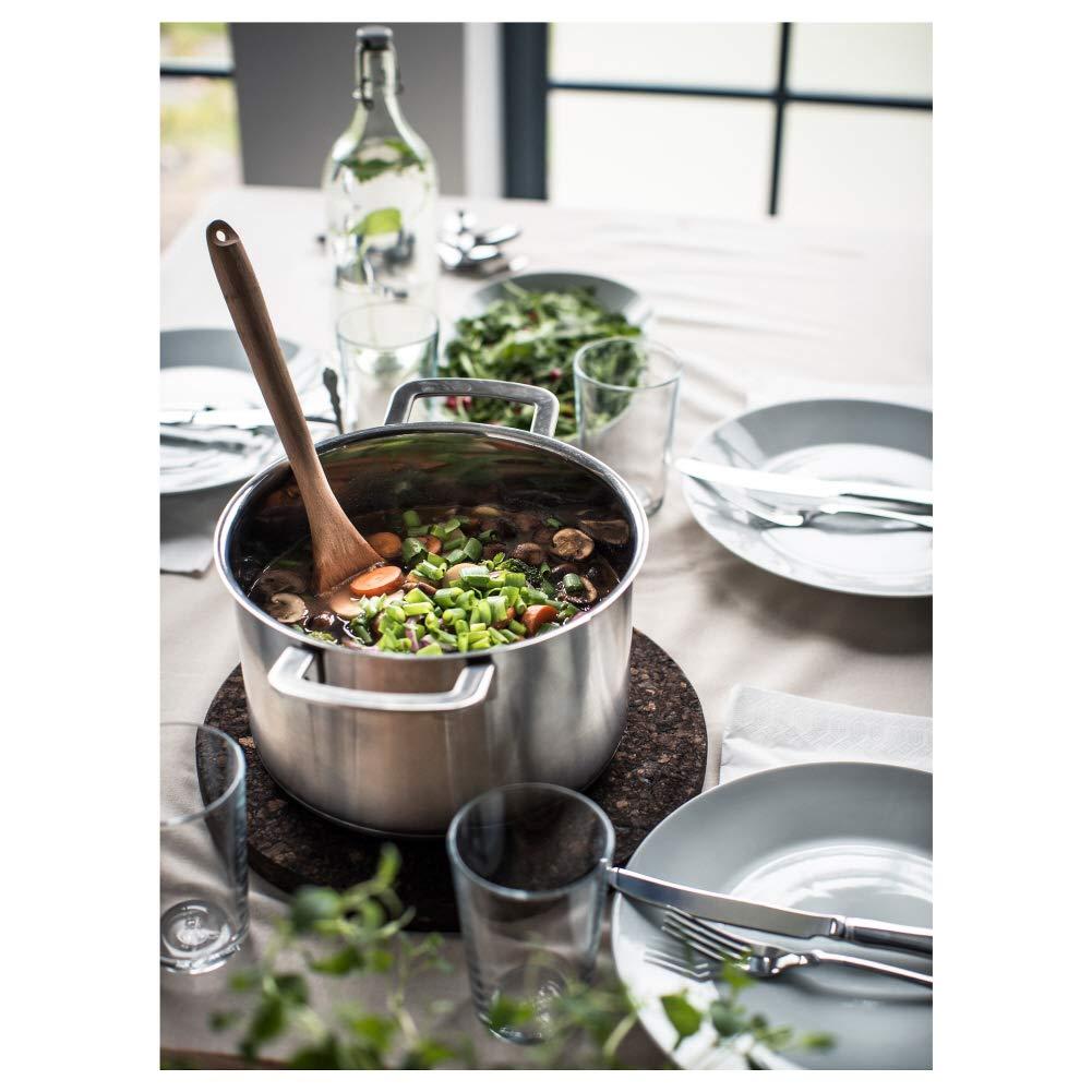 IKEA 365+ - Olla con tapa (acero inoxidable): Amazon.es: Hogar