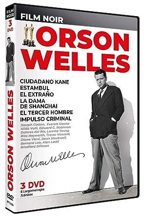Film Noir Orson Welles