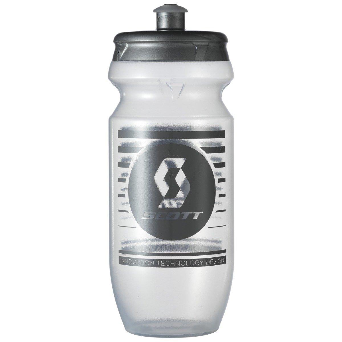 Scott Water Bottle Corporate G3Pak de 9Anthracite/White, Unisex, clear/anthracite