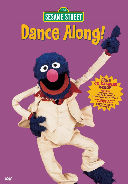 Sesame Street Songs - Dance Along!