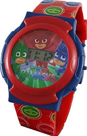 PJ Masks Kids Digital Light Up Watch PJ4040