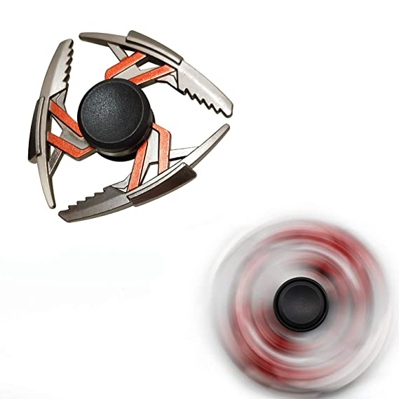 Amazon.com: Xstar Snitch Fidget Spinner de metal para la ...