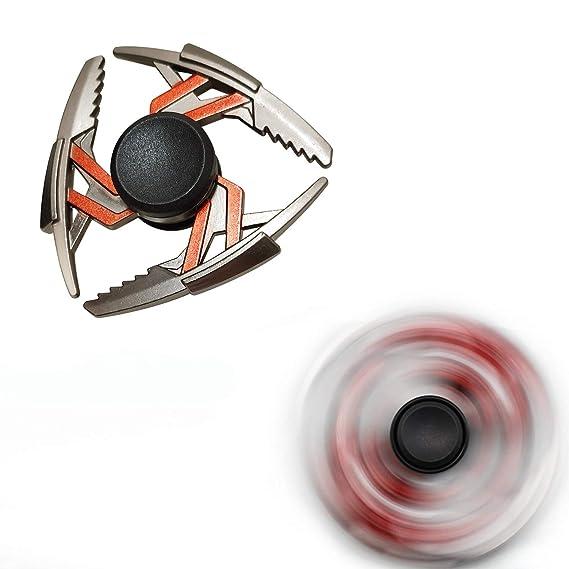 Amazon.com: Xstar Snitch Fidget Spinner de metal para la ...