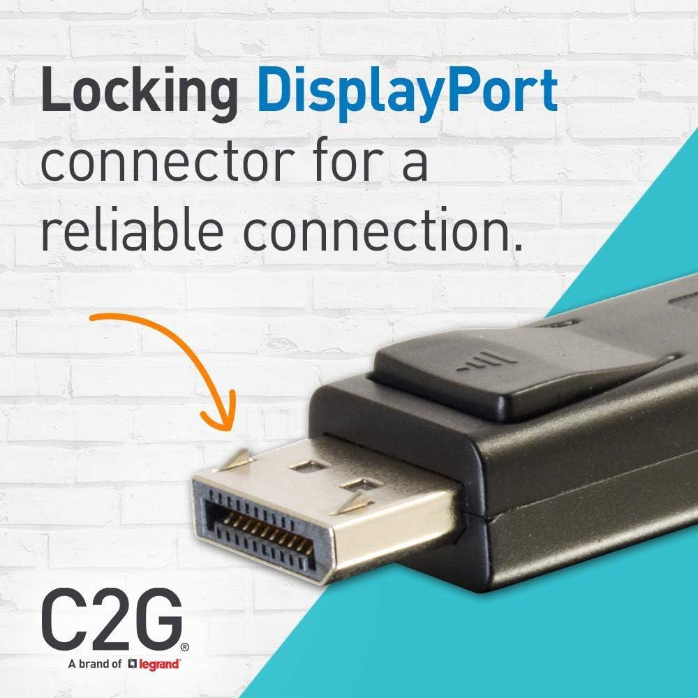 HDMI Nero C2G Splitter multiplo per monitor Mini DisplayPort