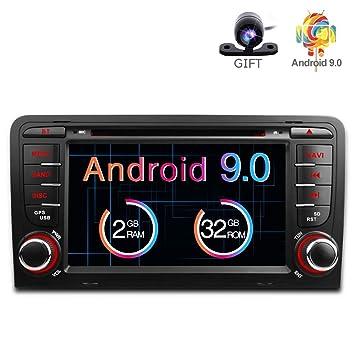 Freeauto Radio estérea de 7 pulgadas Android 8.1 GPS para el ...