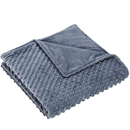 Amazoncom Anjee Removable Duvet Cover For Weighted Blankets