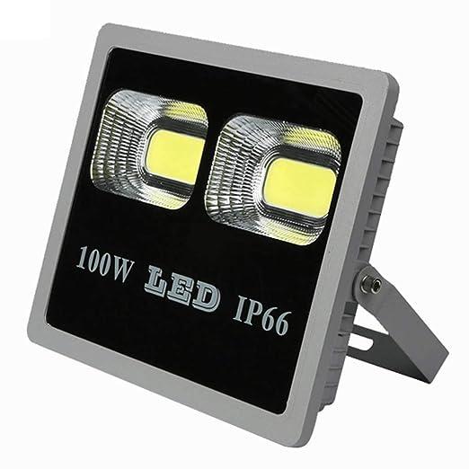 LED Focos De Exterior Iluminación Exterior 9000LM LED ...