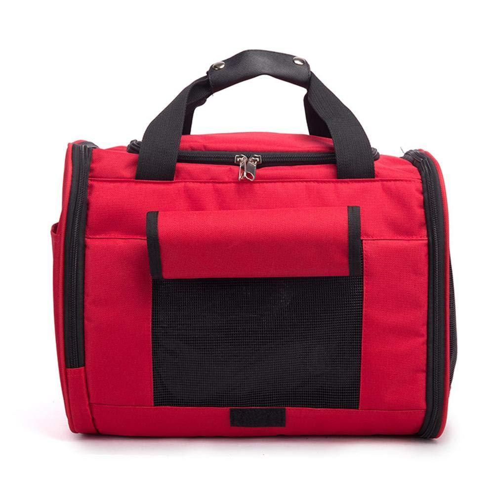 Maerye Pet Bag Backpack breathable carry easy cat dog pet Supplies Pet transport bag suitable for 4-6 kg dog