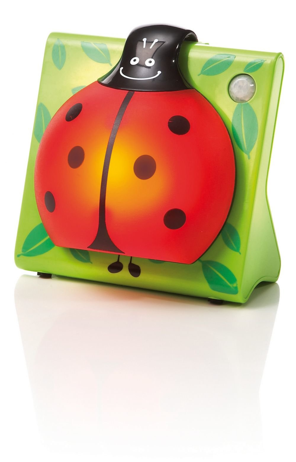 Philips 69112/32/48 Guidelight LED Ladybug Night Light